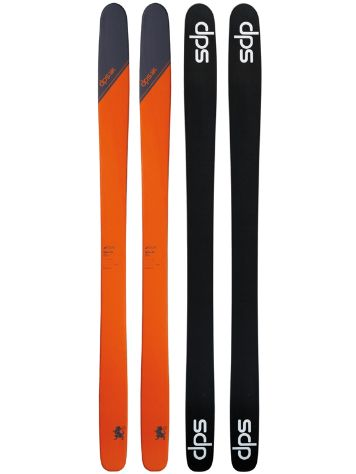 DPS Skis Wailer T99 168 2018 Touringski