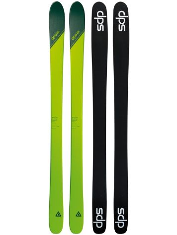 DPS Skis Cassiar T87 169 2018 Touringski
