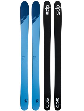 DPS Skis Wailer T106 185 2018 Touringski