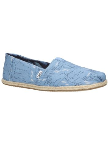 TOMS Alpargata Animal Initiative Collection Slipp