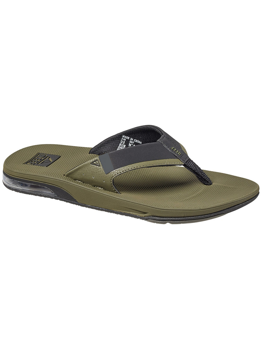 1de4a5351c23 Buy Reef Fanning Low Sandals online at Blue Tomato
