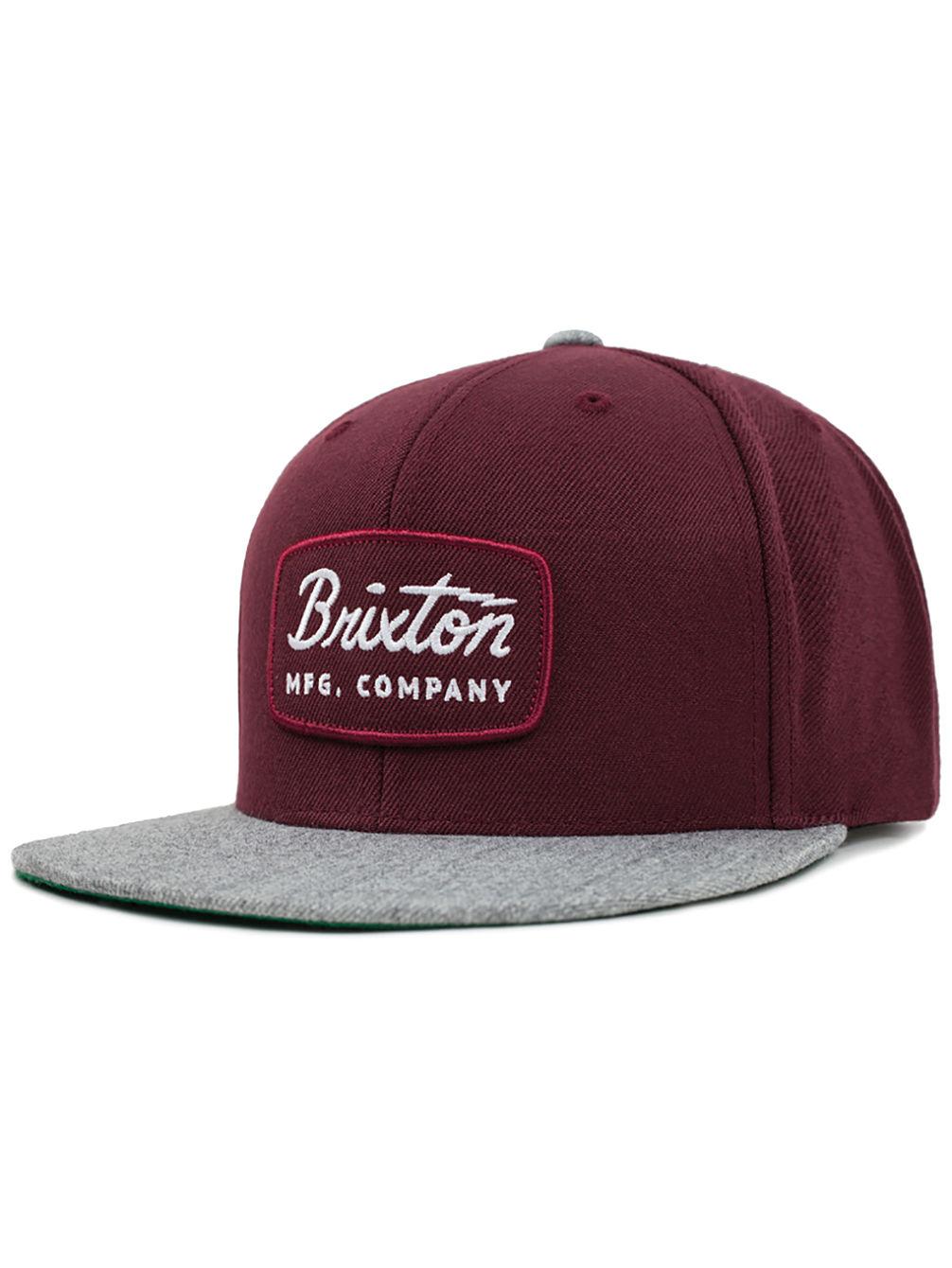 Buy Brixton Jolt Snapback Cap online at blue-tomato.com c869351270ec