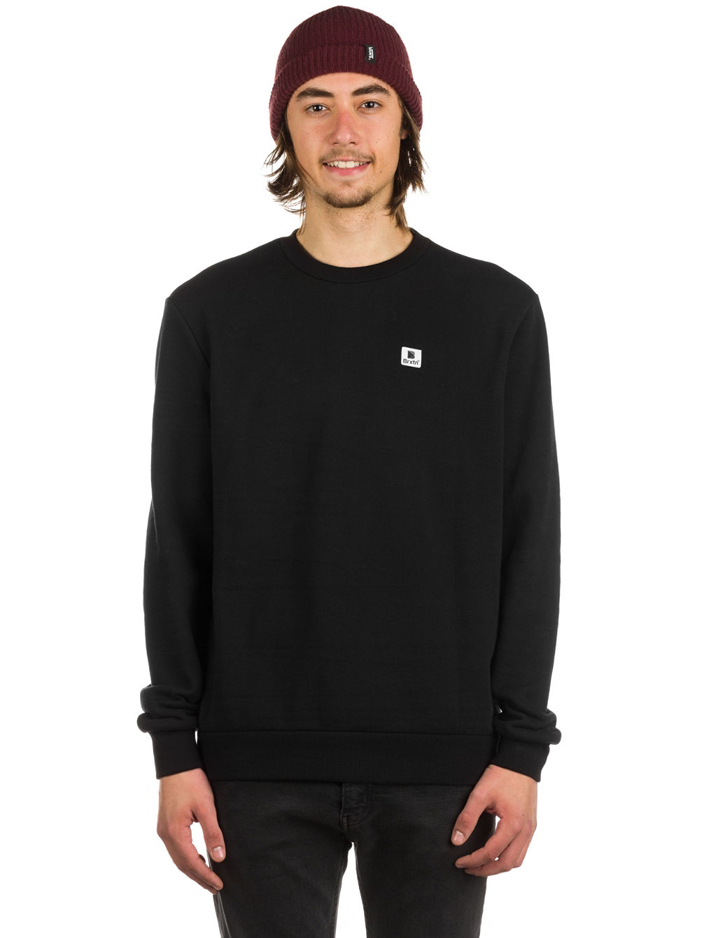 Stowell Crew Fleece Sweater