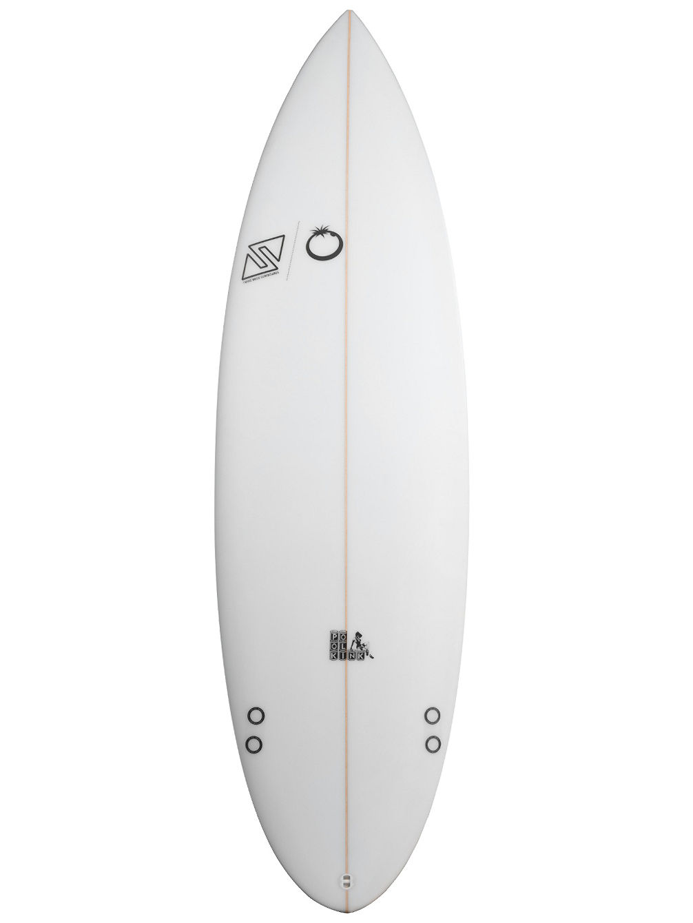 Pool Kink PU 5.7 Surfboard