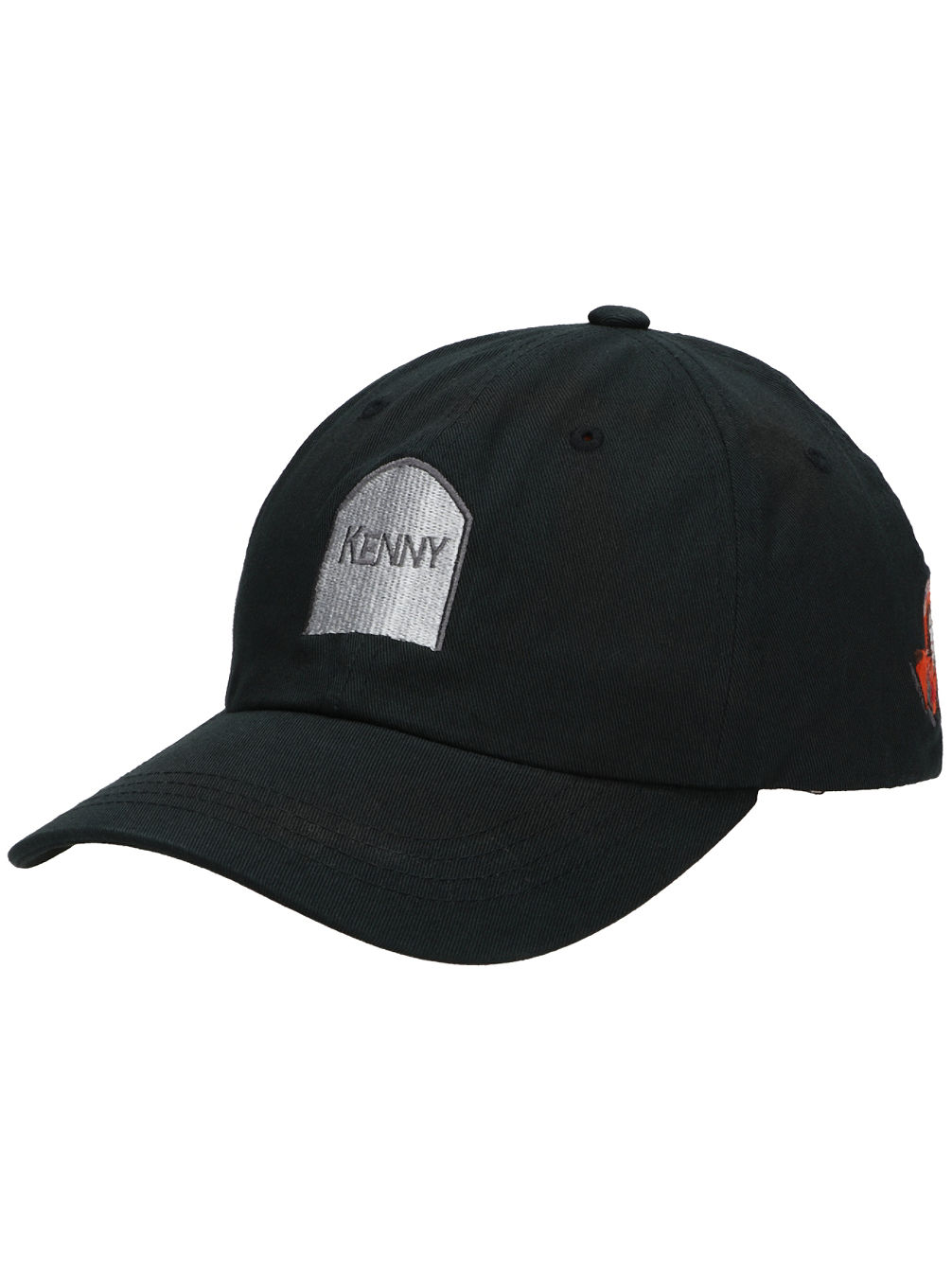 X Southpark Dead Kenny Curved Brim Cap