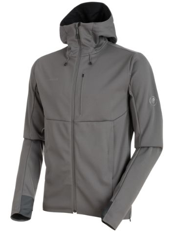 Mammut Ultimate V Hooded Softshell