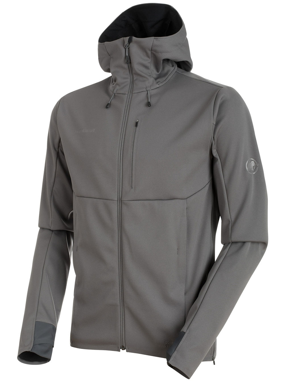 Ultimate V Hooded Softshell