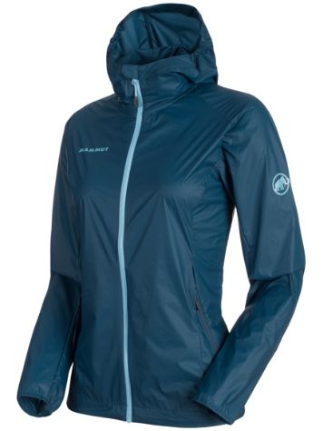 Mammut Runbold Hooded Windbreaker