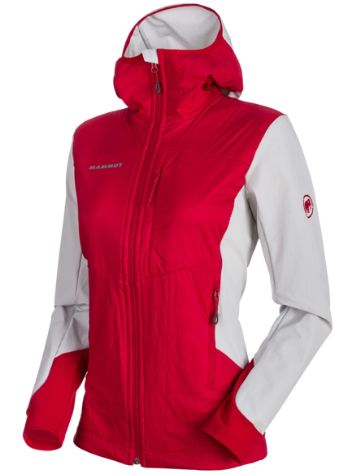 Mammut Foraker In Light Hooded Outdoorjacke