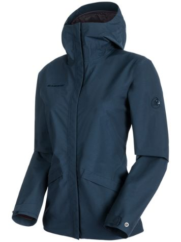 Mammut Chamuera Hooded Outdoor Jacket