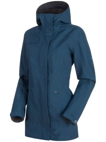 Mammut Roseg Hooded Parka Outdoorjacke