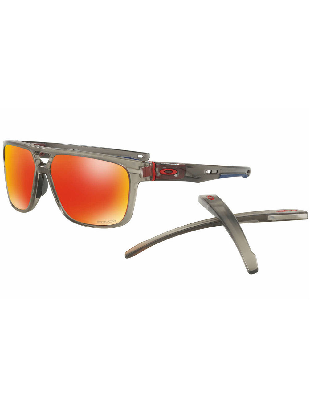 Crossrange Patch Matte Grey Ink Sonnenbrille