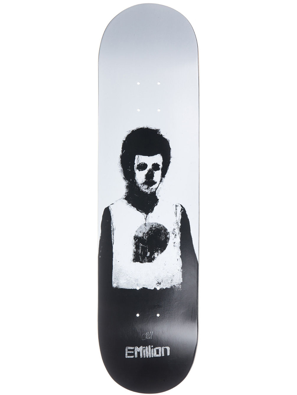 Punk Secred Society Members 8.125'' Skate De