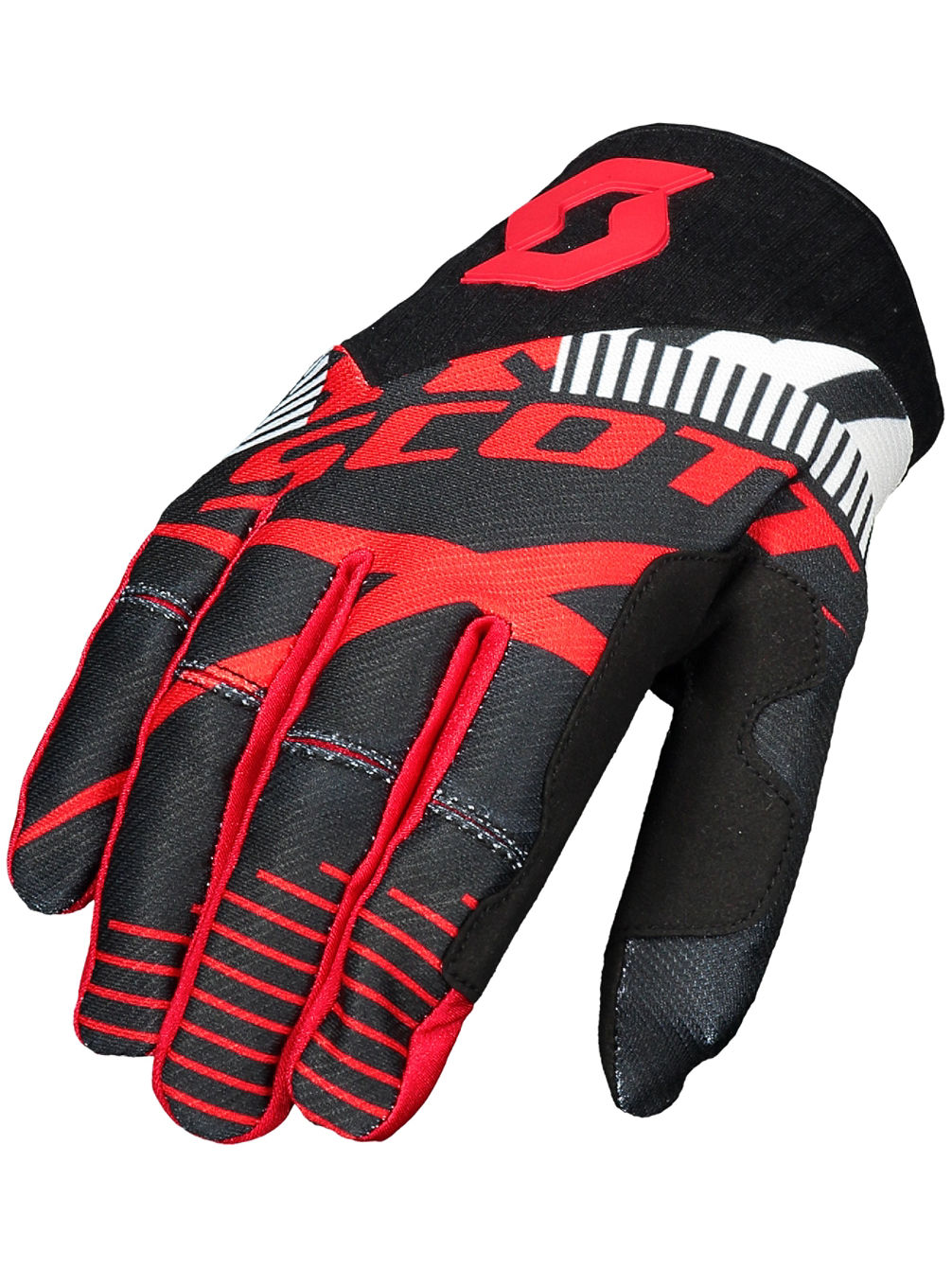 450 Patchwork Bike Gloves