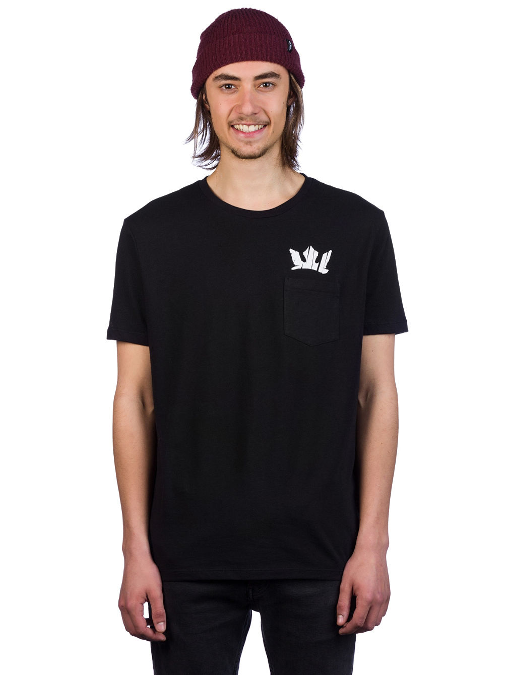 Market Felt Crown T-Shirt