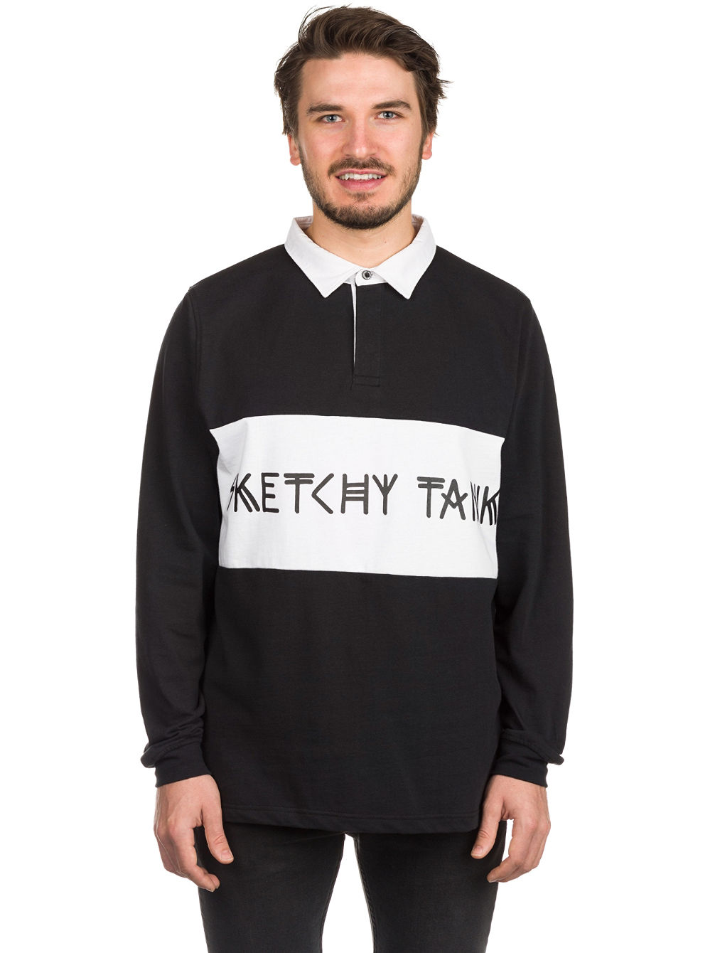 Goodtimes Rugby Sweater