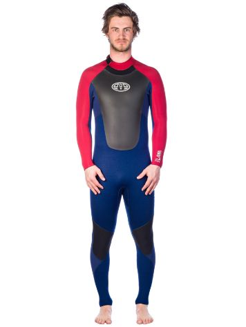 Animal Lava Back Zip 4/3 Wetsuit