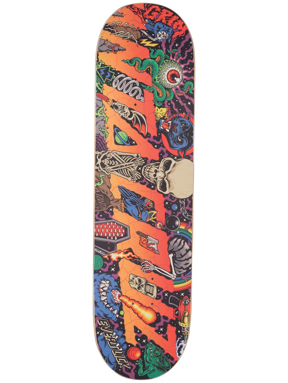 Everslick Pitchgrim 8.375 Skate Deck