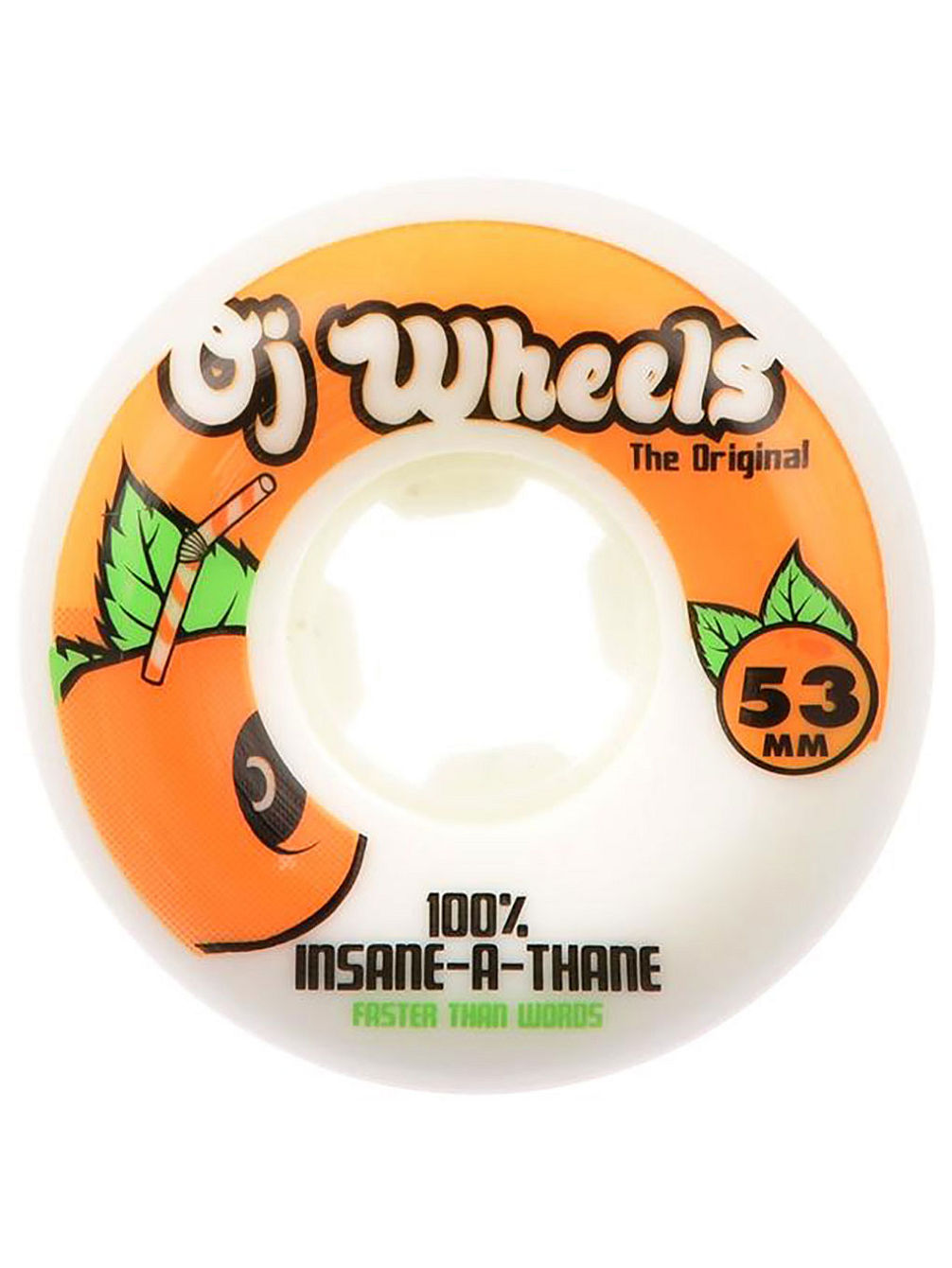 Juicebox Hardline 101A 54mm Rollen