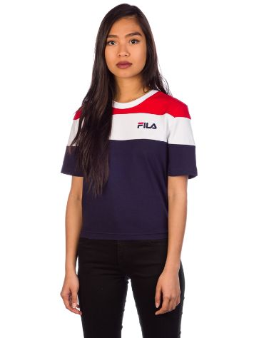 Fila Crew Crop T-Shirt
