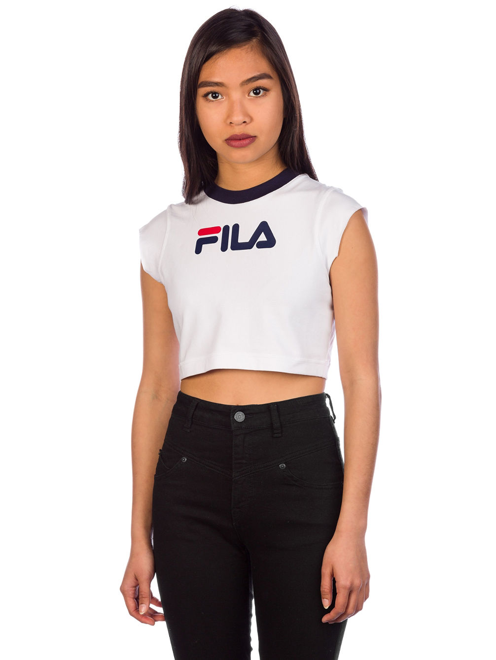 Archive Crop Tank Top