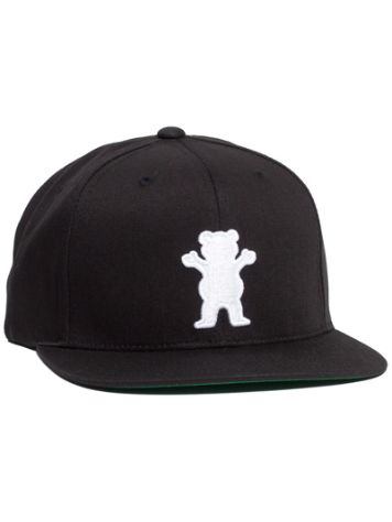 Grizzly OG Bear Logo Dad Cap Cap