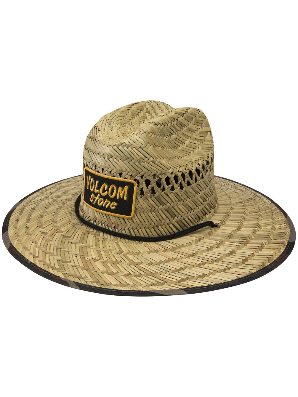 premium selection d653a 036aa Trooper Straw Hat. Volcom