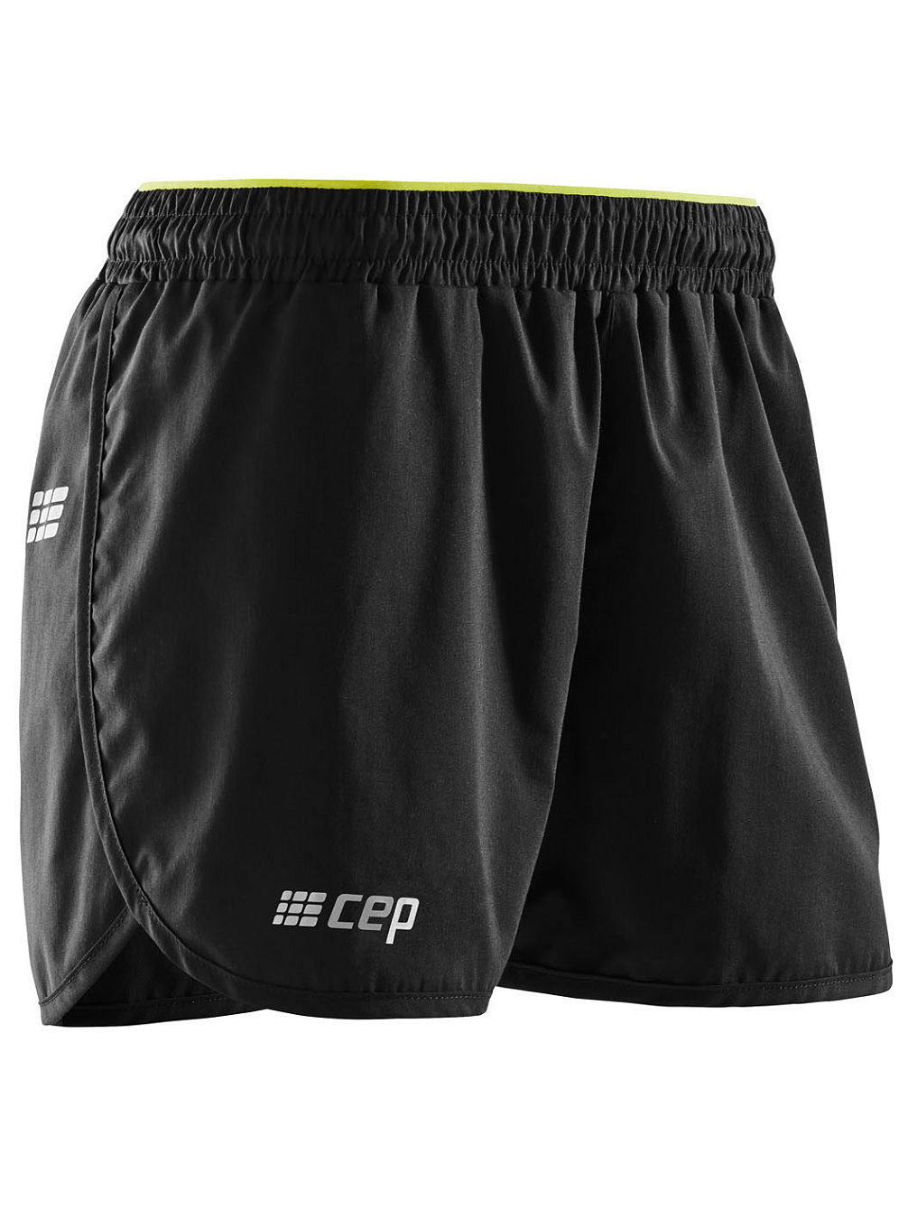 Loose Fit Short Tech Pants