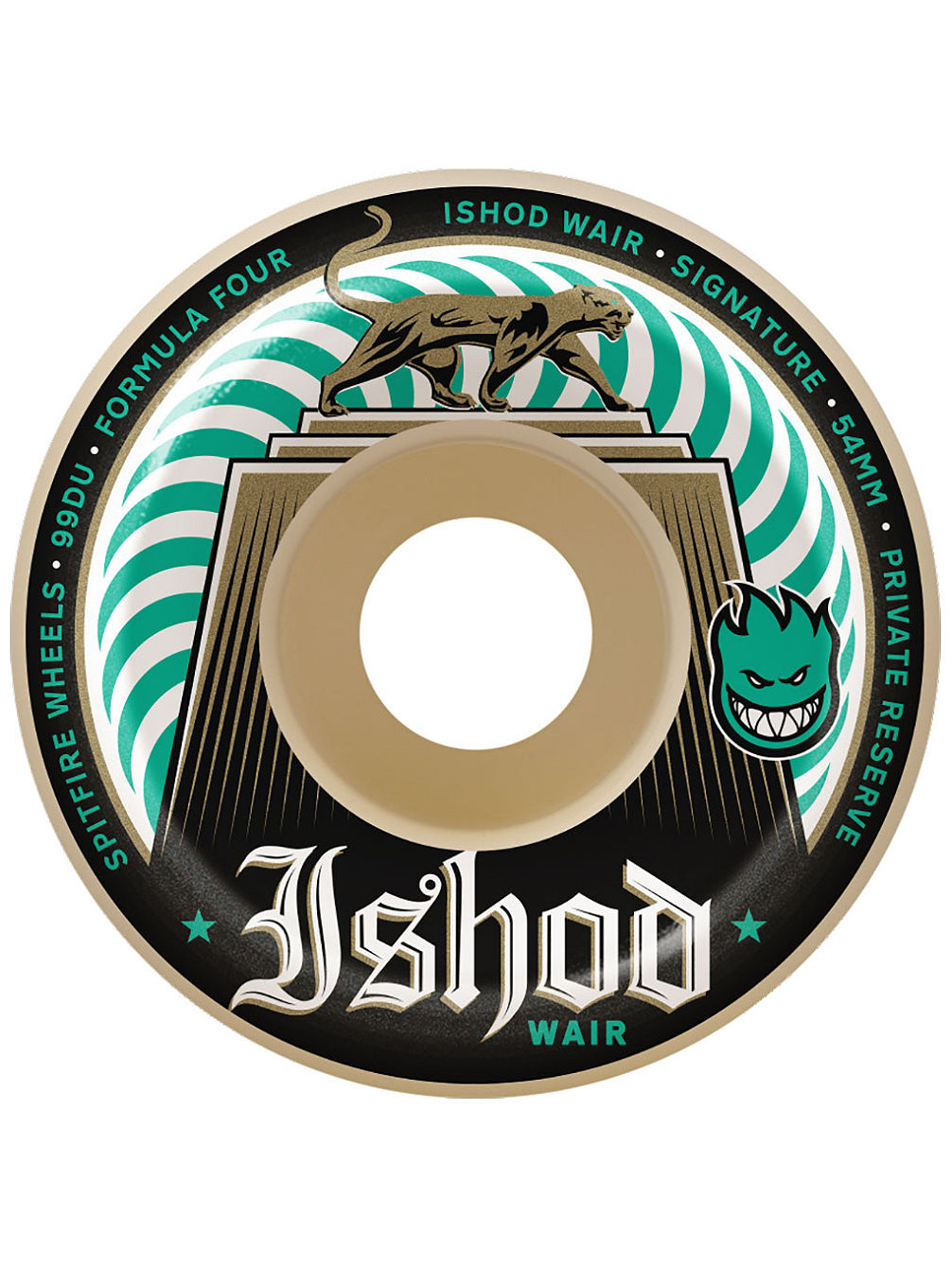 Formula Four 99D 54mm Ishod Private Reserve Conical Rollen