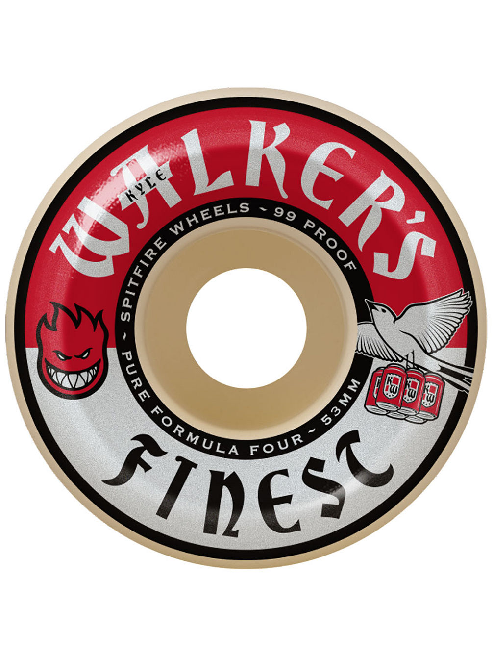 Formula Four 99D 53mm Finest Conical Full Wh
