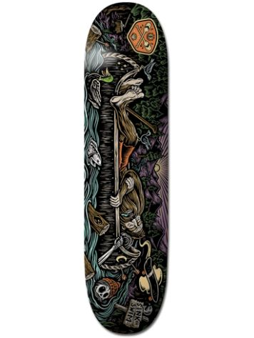 "Element Timber Snk R Swm 8.1"" Skate Deck"