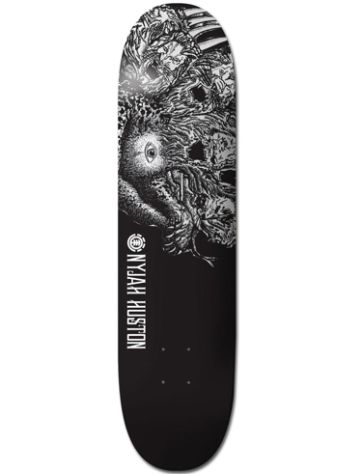 "Element Nyjah Lion Array 8"" Skate Deck"