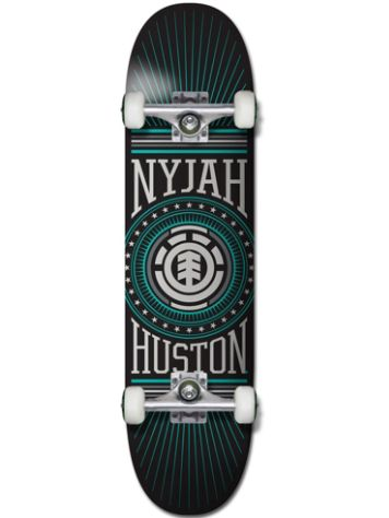 "Element Nyjah Dialed 7.7"" Complete"