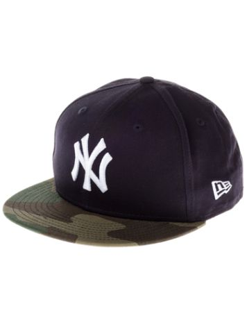 New Era Team Camo 9Fifty Gorra