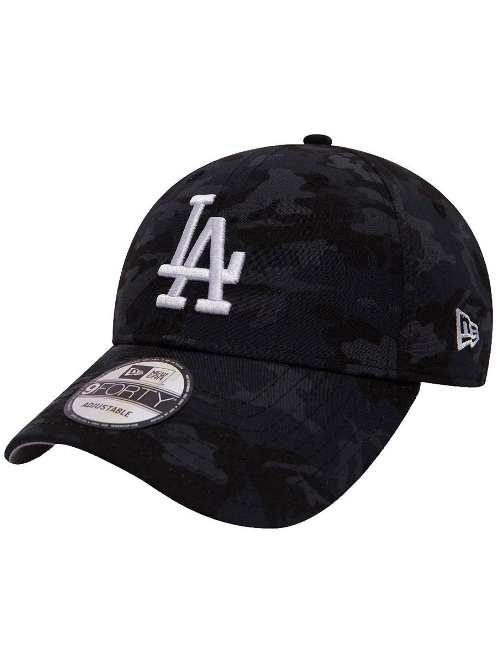 Camo Team 9Forty Cap