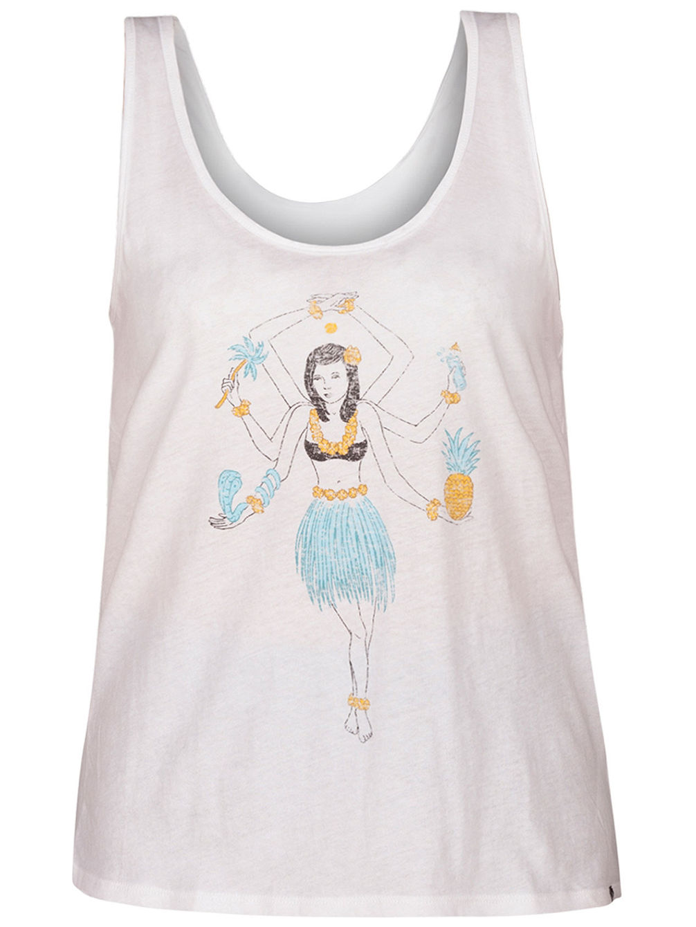 Hula Perfect Tank Top