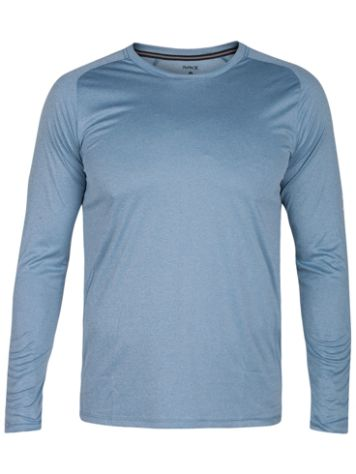 Hurley Icon Quick Dry Longsleeve Lycra