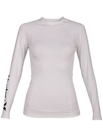 Hurley One & Only Rash Guard LS