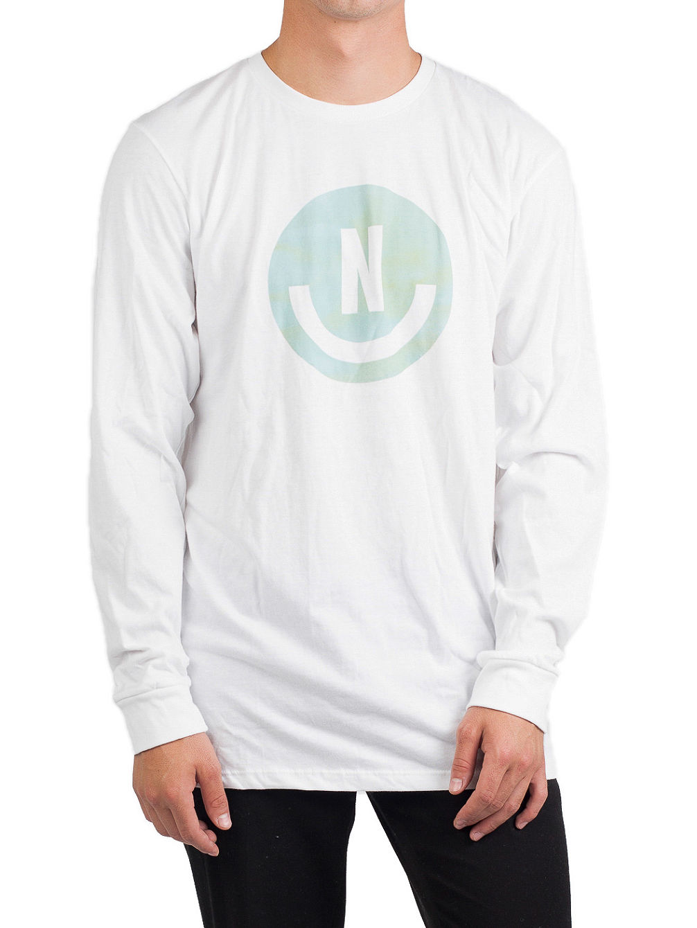 Smiley T-Shirt LS