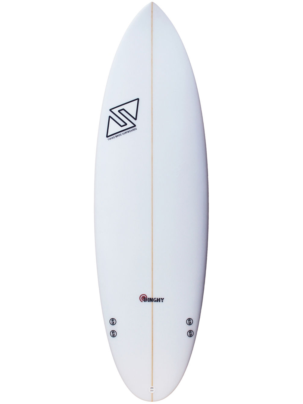 Dinghy FCS 5'3 Surfboard