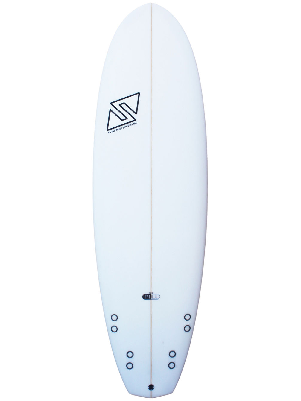 The Pill Future 5'4 Surfboard