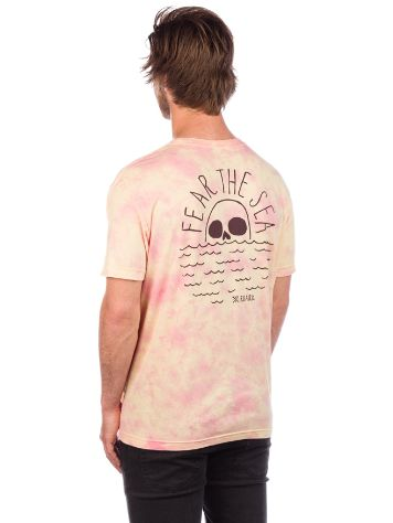 Roark Revival Fear The Sea Tie Dye T-Shirt