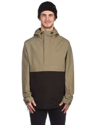 Cleptomanicx City Hooded Summer Jacke