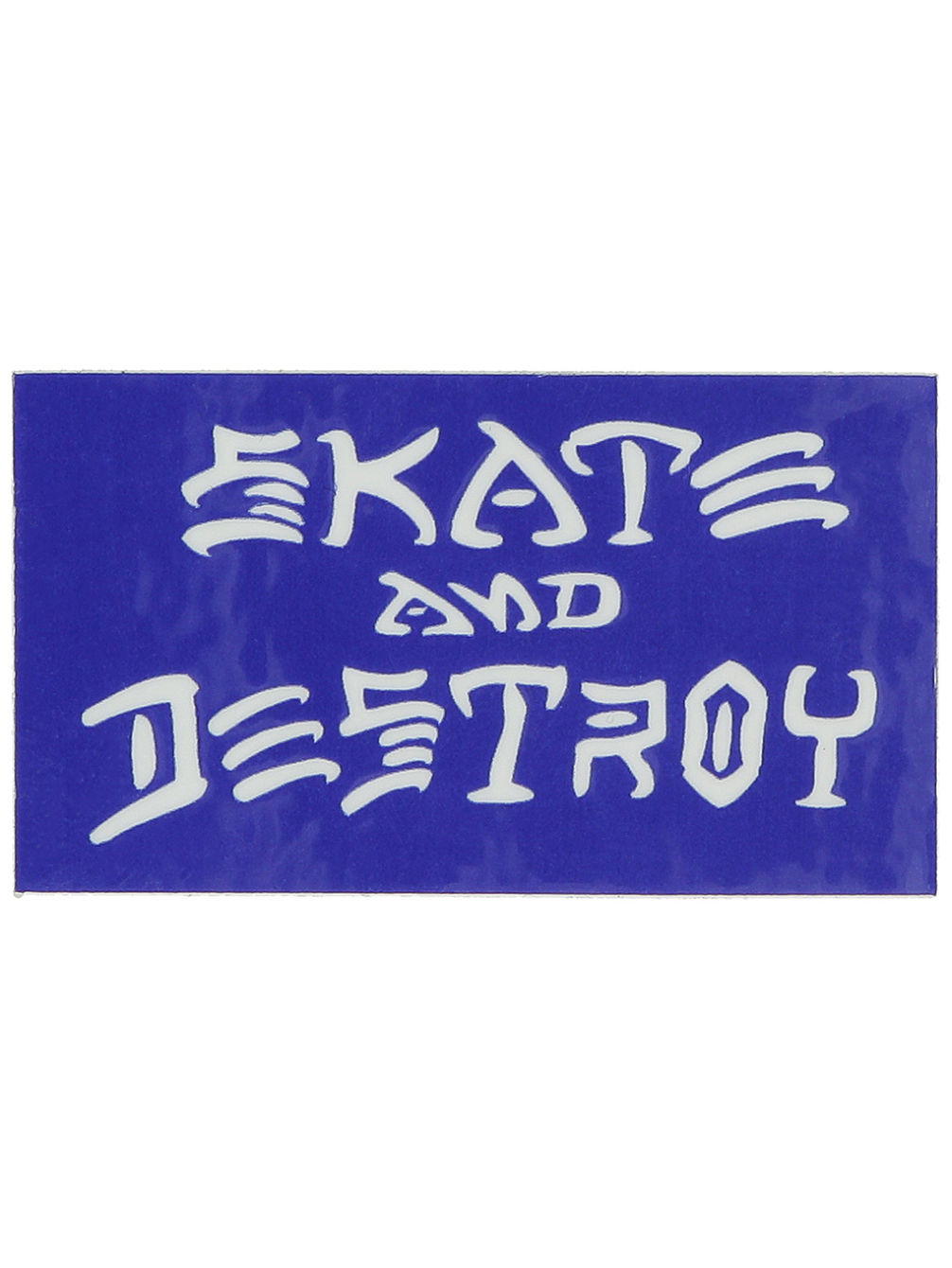 Skate and Destroy Small Sticker