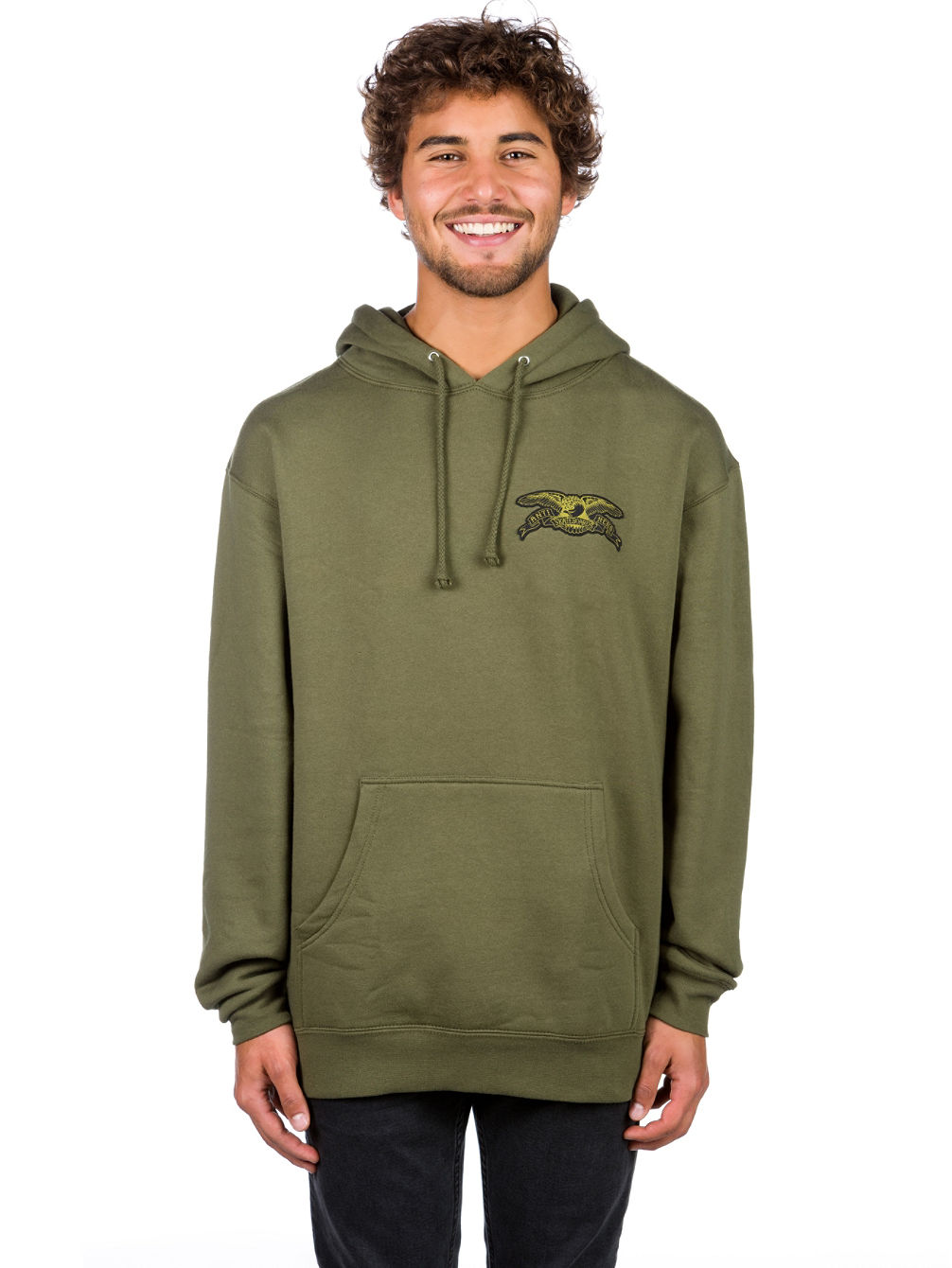 Stock Eagle Patch Hoodie