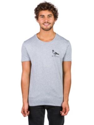 Antihero Basic Pigeon T-Shirt athletic heather Gr. S