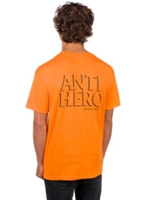 Antihero Drophero T-Shirt orange Gr. S