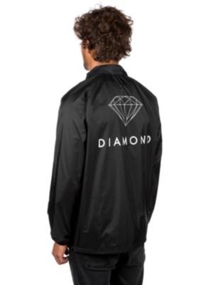 Diamond Futura Sign Coaches Jacket black Gr. M
