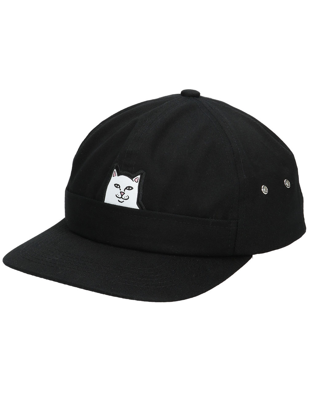 Lord Nermal 6 Panel Pocket Cap