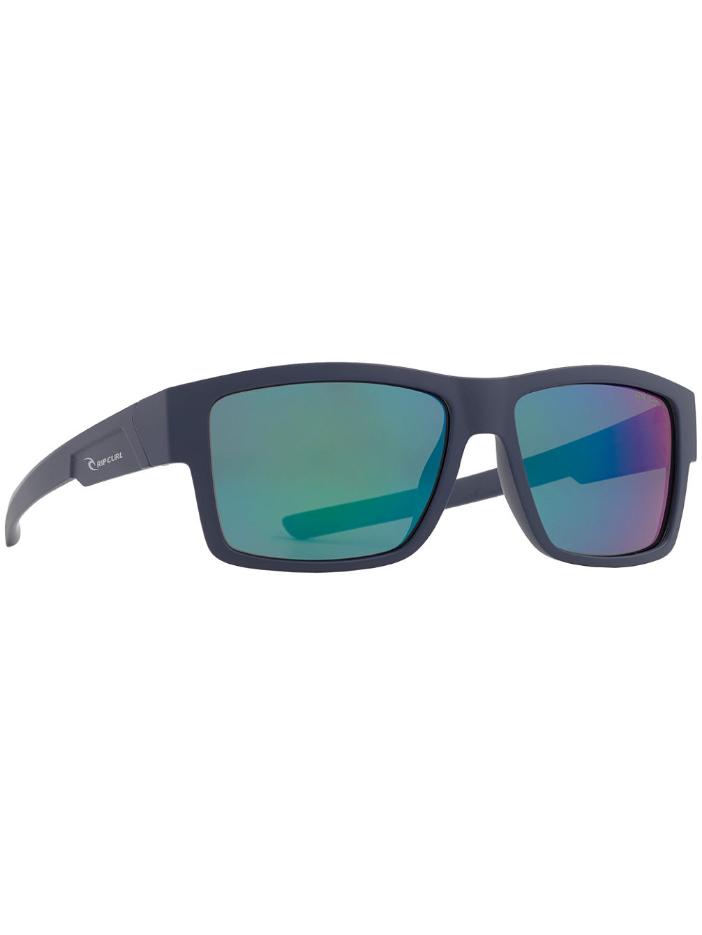 R2801B Matte Navy MirrorGreenGreen Sonnenbrille